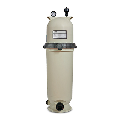Clean and Clear Cartridge Pool Filter