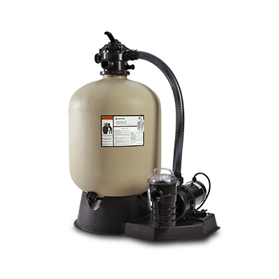 Top Mount Pool Filter