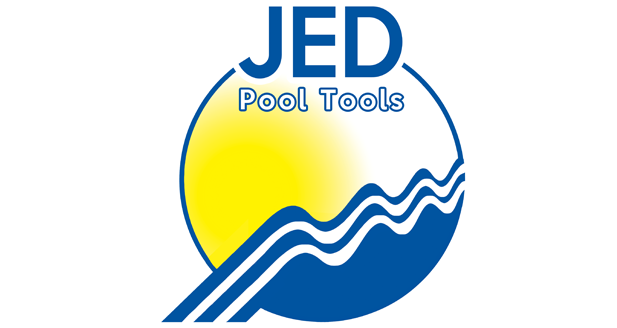 Jed Pool Tools Logo sold at Reflection Pools