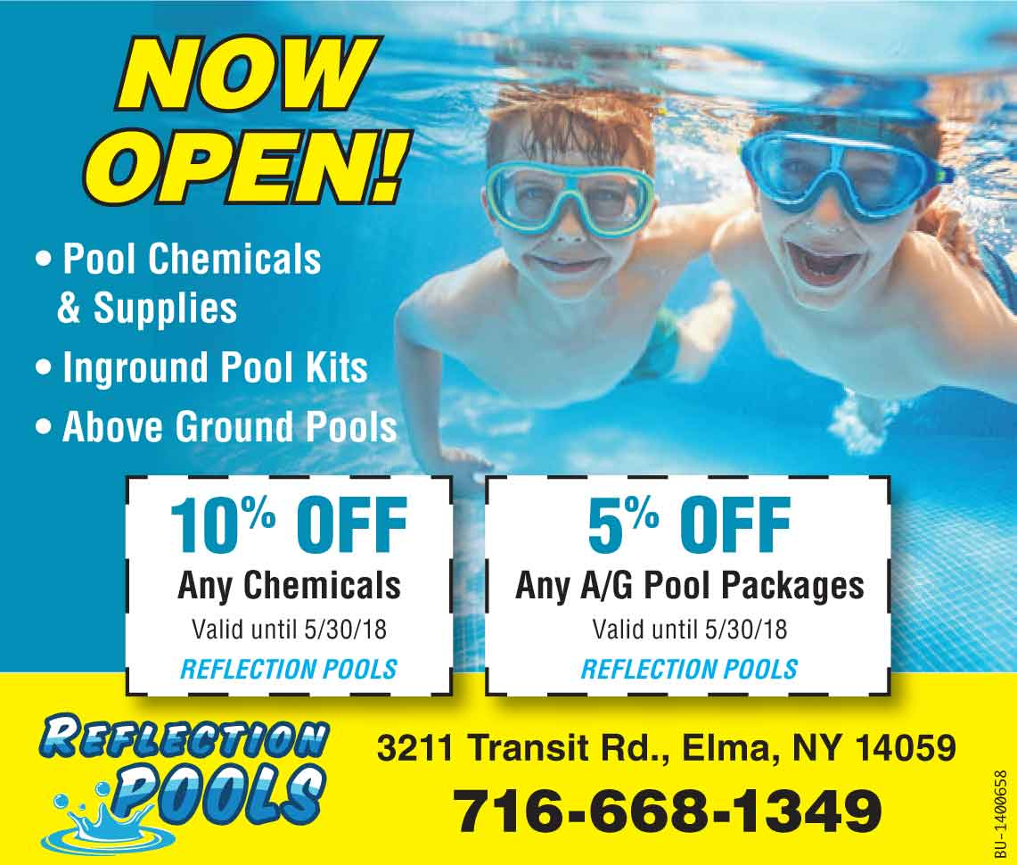 swimming pool discounts